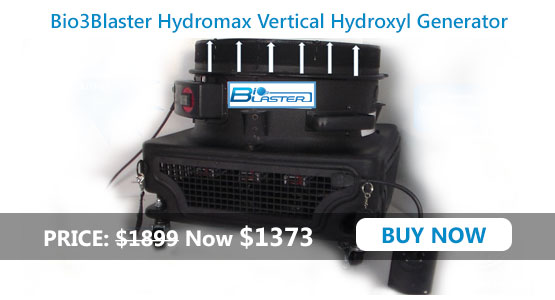 Hydromaxx 12000 Hydroxyl machine