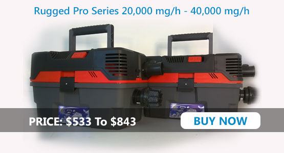 Professional Bio3Blaster Rugged Pro Series