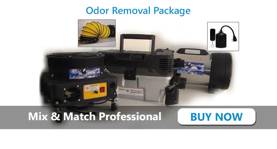 Odor Removal Package